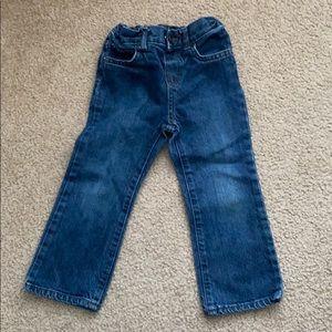 Children's place size 3t jeans